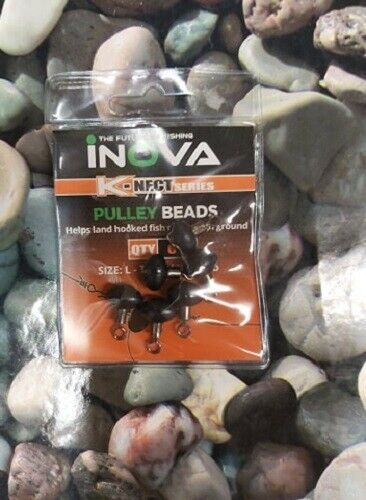 Inova K-Nect series Pulley Beads - rig making